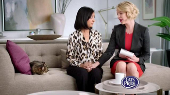 Cat's Pride Fresh & Light TV Spot, 'Best Litter' Featuring Katherine Heigl - 430 commercial airings