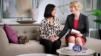 Cat's Pride Fresh & Light TV Spot, 'Best Litter' Featuring Katherine Heigl - Thumbnail 9
