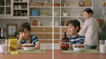 Hershey's Syrup Genuine Chocolate Flavor TV Spot, 'Mess' [Spanish] - Thumbnail 2