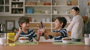Hershey's Syrup Genuine Chocolate Flavor TV Spot, 'Mess' [Spanish] - Thumbnail 3