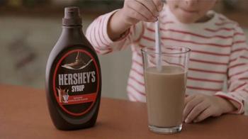 Hershey's Syrup Genuine Chocolate Flavor TV Spot, 'Mess' [Spanish] - Thumbnail 8