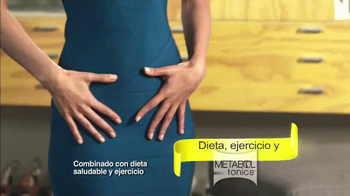 Metaboltonics TV Spot, 'Controlar el apetito' [Spanish] - Thumbnail 7