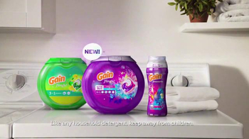 Gain Detergent TV Spot, 'Long Travel Day' Song by Tag Team - Thumbnail 7