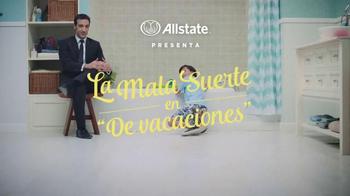 Allstate TV Spot, 'Mala Suerte: De Vacaciones con los Suarez' [Spanish] - Thumbnail 2