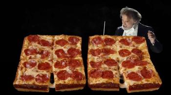 Little Caesars Stuffed Crust DEEP!DEEP! Dish Pizza TV Spot, 'Chorus' - Thumbnail 1