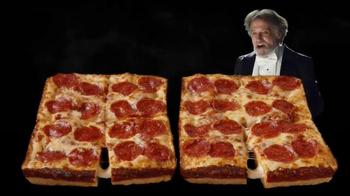 Little Caesars Stuffed Crust DEEP!DEEP! Dish Pizza TV Spot, 'Chorus' - Thumbnail 2