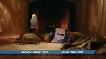 Progressive TV Spot, 'Box's Don't Stress Girl Music Video' - 8278 commercial airings