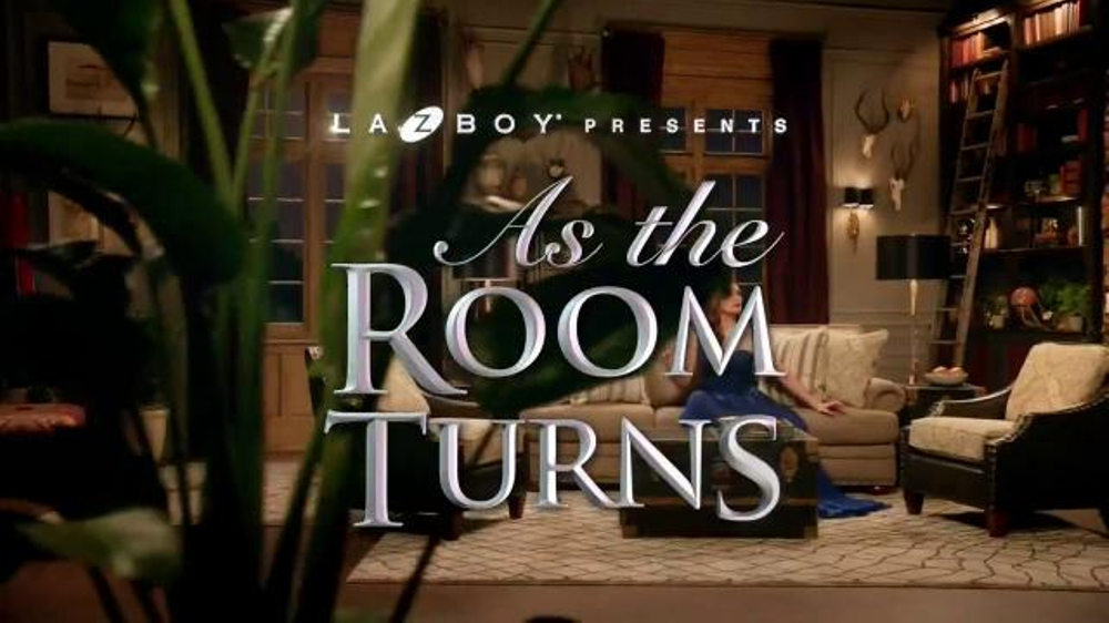 La Z Boy TV Commercial, U0027As The Room Turns: Demitriu0027 Featuring Brooke  Shields   ISpot.tv