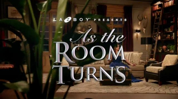 La-Z-Boy TV Spot, 'As the Room Turns: Demitri' Featuring Brooke Shields - 2243 commercial airings