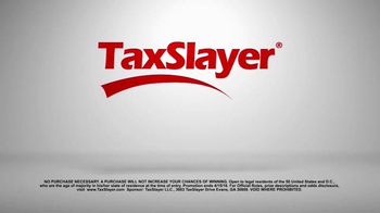 TaxSlayer.com TV Spot, '30 Days of Tax Swag: Bacon Belt Buckle' - Thumbnail 5