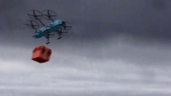 Columbia OutDry Diamond Extreme Jacket TV Spot, 'Drone' - Thumbnail 3