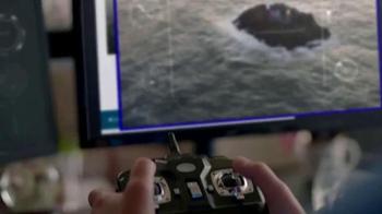Columbia OutDry Diamond Extreme Jacket TV Spot, 'Drone' - Thumbnail 6