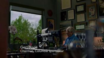 Columbia OutDry Diamond Extreme Jacket TV Spot, 'Drone' - Thumbnail 7