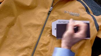Columbia OutDry Diamond Extreme Jacket TV Spot, 'Drone' - Thumbnail 8