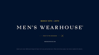 Men's Wearhouse TV Spot, 'Stay Sharp' - Thumbnail 8