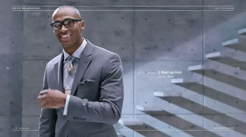 Men's Wearhouse TV Spot, 'Stay Sharp' - Thumbnail 2