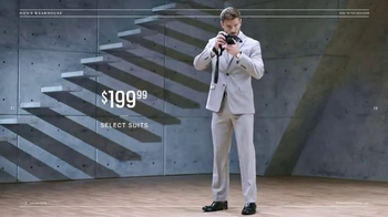 Men's Wearhouse TV Spot, 'Stay Sharp' - Thumbnail 4