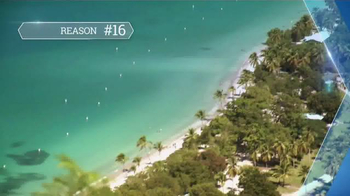 Norwegian Cruise Lines TV Spot, 'Travel Channel: St. Thomas' - Thumbnail 3
