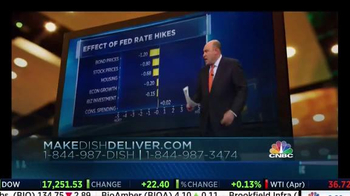 Make Dish Deliver TV Spot, 'CNBC: Markets' - Thumbnail 4