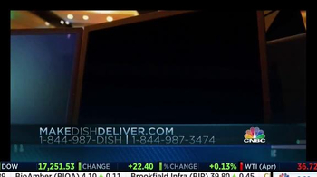 Make Dish Deliver TV Spot, 'CNBC: Markets' - Thumbnail 5