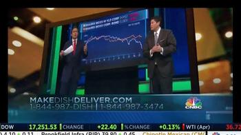 Make Dish Deliver TV Spot, 'CNBC: Markets' - Thumbnail 6