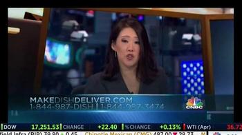 Make Dish Deliver TV Spot, 'CNBC: Markets' - Thumbnail 7