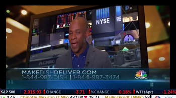Make Dish Deliver TV Spot, 'CNBC: Markets' - Thumbnail 8