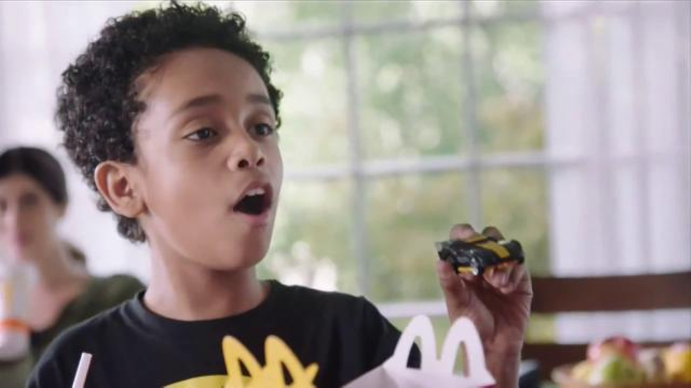 McDonald's Happy Meal TV Commercial, 'All Dressed Up'