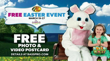 Bass Pro Shops Easter Event TV Spot, 'Cargo Shorts & Inflatable Vest' - Thumbnail 8