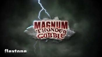Flextone Magnum Thunder Gobble TV Spot, 'Master Thunderous Gobbles'