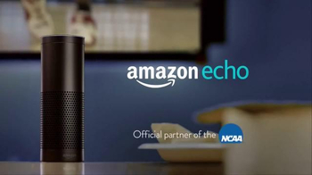 Amazon Echo TV Spot, 'Seven Steps' Featuring Grant Hill, Steve Smith - Thumbnail 9