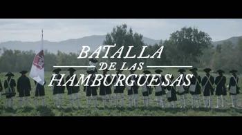 Jack in the Box TV Spot, 'Batalla de Las Hamburguesas: Día 21' [Spanish] - Thumbnail 1