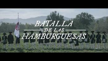 Jack in the Box TV Spot, 'Batalla de Las Hamburguesas: Día 33' [Spanish] - Thumbnail 1