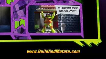 Mega Bloks Teenage Mutant Ninja Turtles TV Spot, 'Build and Mutate' - Thumbnail 7