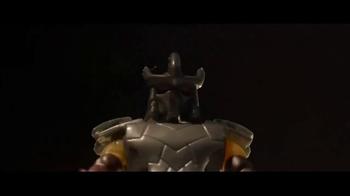 Mega Bloks Teenage Mutant Ninja Turtles TV Spot, 'Build and Mutate' - Thumbnail 3