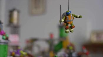 Mega Bloks Teenage Mutant Ninja Turtles TV Spot, 'Build and Mutate' - Thumbnail 4
