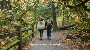 Travel Oregon TV Spot, 'Forest Park' - 44 commercial airings