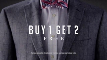 JoS. A. Bank Stock-Up Sale TV Spot, 'All Suits and Sportcoats' - Thumbnail 2