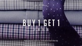 JoS. A. Bank Stock-Up Sale TV Spot, 'All Suits and Sportcoats' - Thumbnail 4