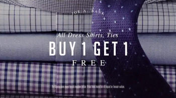 JoS. A. Bank Stock-Up Sale TV Spot, 'All Suits and Sportcoats' - Thumbnail 5