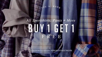 JoS. A. Bank Stock-Up Sale TV Spot, 'All Suits and Sportcoats' - Thumbnail 6