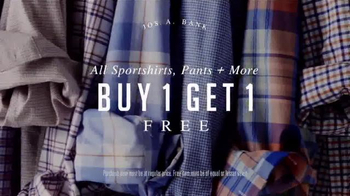 JoS. A. Bank Stock-Up Sale TV Spot, 'All Suits and Sportcoats' - Thumbnail 7