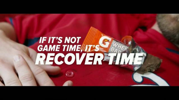 Gatorade Recover TV Spot, 'It's Recover Time' Ft. Cam Newton, Bryce Harper - Thumbnail 8