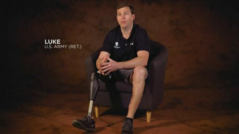 Wounded Warrior Project TV Spot, \'Luke\'