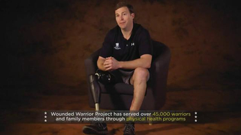 Wounded Warrior Project TV Spot, 'Luke' - Thumbnail 5