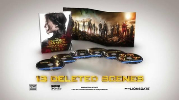 The Hunger Games Complete 4-Film Collection Home Entertainment TV Spot - Thumbnail 6