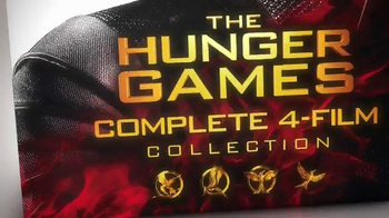 The Hunger Games Complete 4-Film Collection Home Entertainment TV Spot - Thumbnail 2
