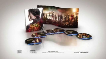 The Hunger Games Complete 4-Film Collection Home Entertainment TV Spot - Thumbnail 4
