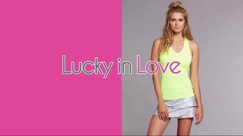 Tennis Warehouse TV Spot, 'Lucky in Love' - Thumbnail 1