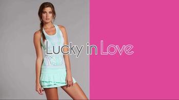 Tennis Warehouse TV Spot, 'Lucky in Love' - Thumbnail 2